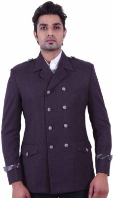 Dresscode Solid Single Breasted Casual, Formal, Party, Wedding Men's Blazer