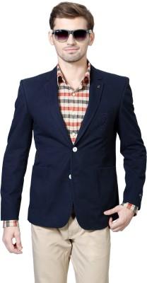 Allen Solly Solid Single Breasted Sports Men's Blazer