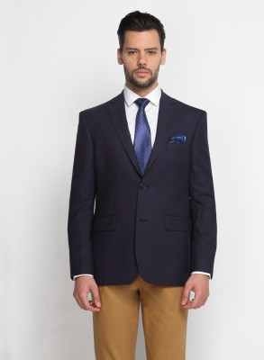 Suit Ltd Solid Single Breasted Casual Men's Blazer