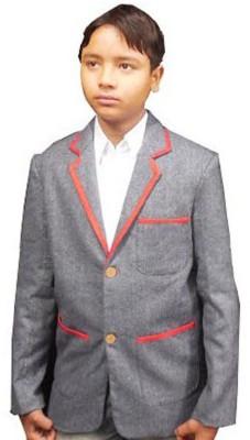 Shanti11fashions Solid Single Breasted Casual, Formal Men's Blazer