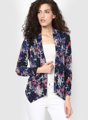 Only Printed Single Breasted Casual Women's Blazer