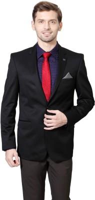Allen Solly Solid Single Breasted Formal Men's Blazer