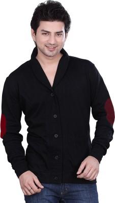 Luc Fashion Self Design Single Breasted Casual Men's Blazer