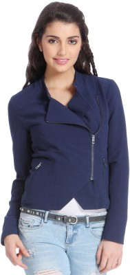 Only Solid Double Breasted Casual Women's Blazer
