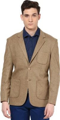 Okane Self Design Casual Men's Blazer