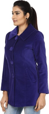 Platinum Studio Solid Single Breasted Casual Womens Blazer