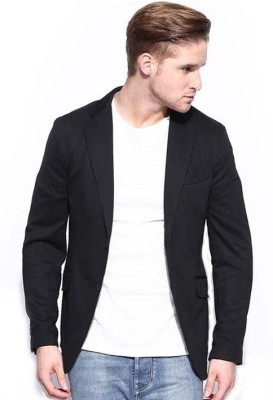 VASTRA Solid Single Breasted Casual Men,s Blazer