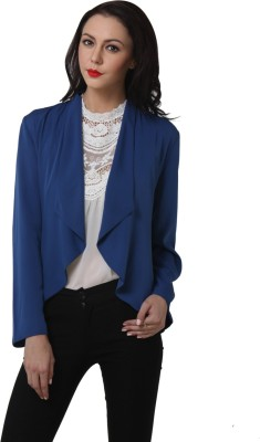 Purys Solid Single Breasted Formal Women's Blazer