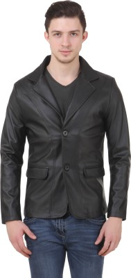 RoseBella Solid Single Breasted Festive Men's Blazer