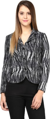 The Vanca Solid Single Breasted Formal Women's Blazer