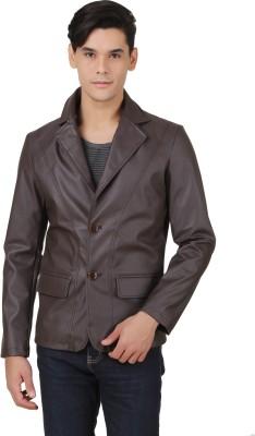 PerryJones Solid Single Breasted Festive Men's Blazer