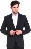 Tag 7 Solid Single Breasted Formal Men's...