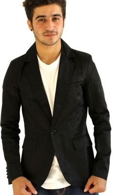 Loto Solid Single Breasted Casual, Formal, Party, Festive Men's Blazer