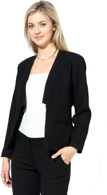 Martini Solid Double Breasted Formal Women's Blazer