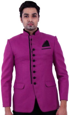 Dresscode Woven Single Breasted Casual, Formal, Casual Men's Blazer