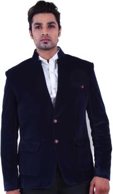Dresscode Solid Single Breasted Wedding, Party, Formal Men's Blazer