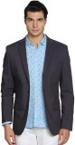 VASTRA Solid Single Breasted Casual, For...