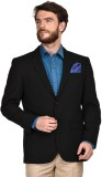 LaMode Solid Single Breasted Formal Men'...