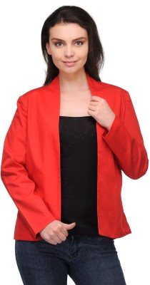 Gloria Solid Single Breasted Casual Women's Blazer