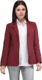 Just Wow Full Sleeve Solid Women's Jacke...