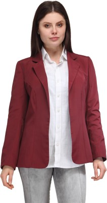Something Different Full Sleeve Solid Women's Jacket