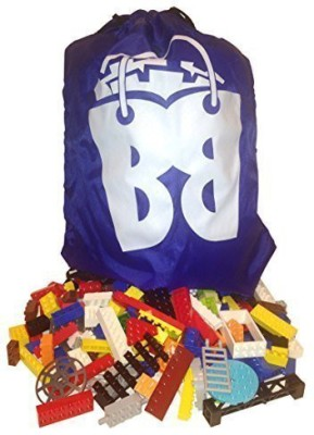 Bag O, Bricks (One Pound Of Lego Bricks W/ Drawstring Bag)