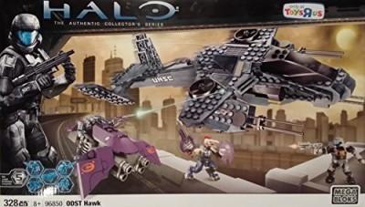 Halo Mega Bloks Exclusive Mega Bloks Halo Odst Hawk (96850) [Retired Mega Bloks Set]