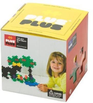 Plus-Plus Midi Size Basic Color Assortment100Piece