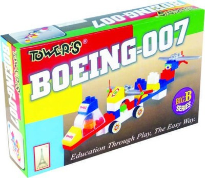 Towers Boeing-007 Blocks