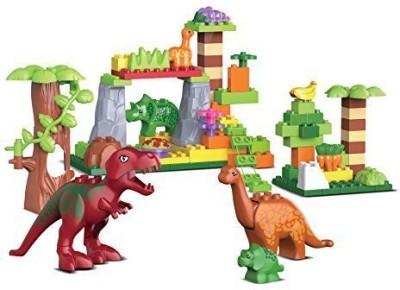 ANA Toys Dino Paradise Buildingdinosaur Set