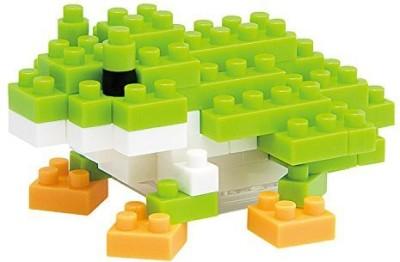 Kawada Nbc007 Nano Mini Tree Frog (Nbc007) Building Kit