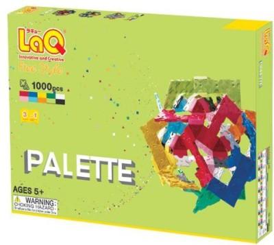 LaQ Free Style Palette Model Building Kit