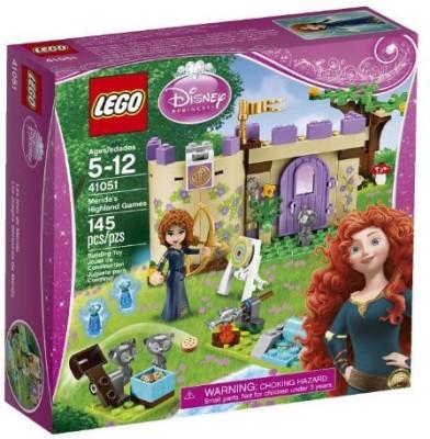 Disney LEGO Princess 41051 Merida's Highland Games
