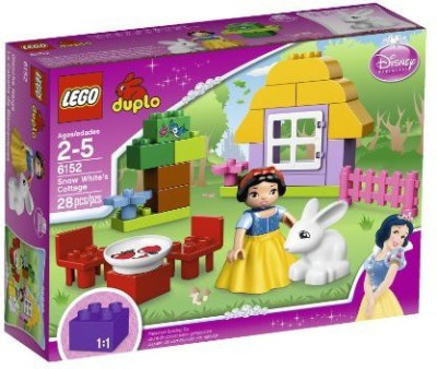 LEGO Duplo Disney Princess Snow White,S Cottage