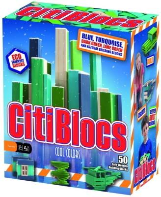 Citi Blocs 50 Cool Colors