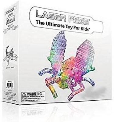 Laser Pegs 16-in-1 Prey Building Set