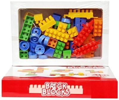 Homeshopeez Brick Blocks-RJ