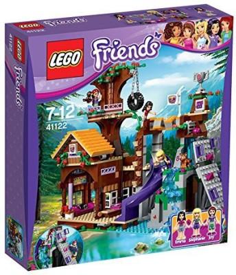 Lego Adventure Camp Tree House