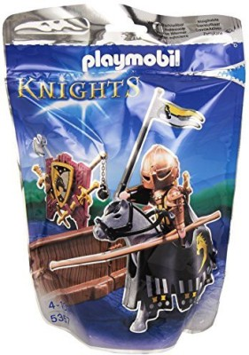 PLAYMOBIL Wild Horse Tournament Knight Play Set