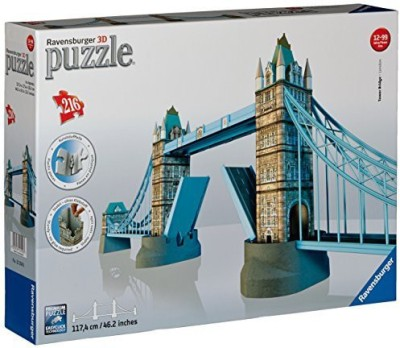 Ravensburger Ravensburger Tower Bridge 3D Puzzle