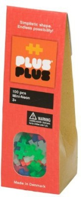 Plus-Plus 100Piece Neon Assortment