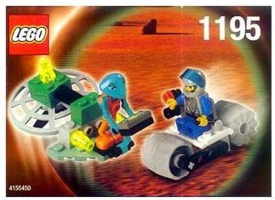 Lego Life On Mars (1195)