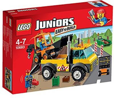 Lego Juniors 10683 - Road Work Truck