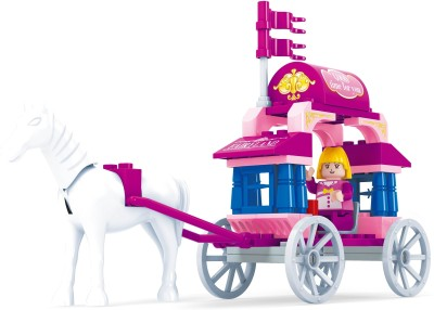 Funblox Fairyland Carriage