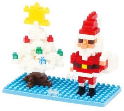 Kawada Nano Santa Claus And Christmas Tree 2013 Nbc099