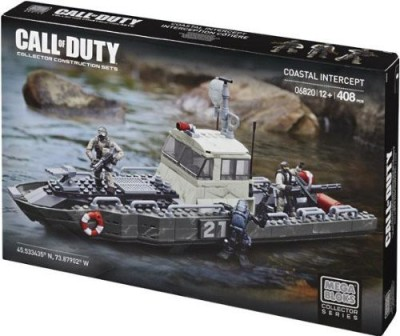 Call of Duty Mega Bloks Set 6820 Coastal Intercept