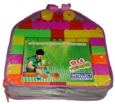 Vacfo Intellect Blocks 52pcs
