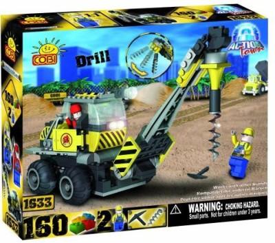 COBI Town Construction Drill160 Piece Set