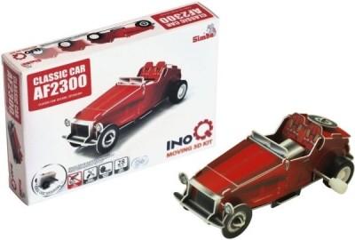 Simba Inoq Moving 3D Kit- Classique Car AF2300