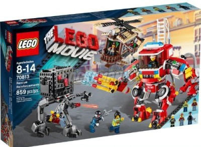 LEGO Movie Lego The Rescue Reinforcements Construction Set